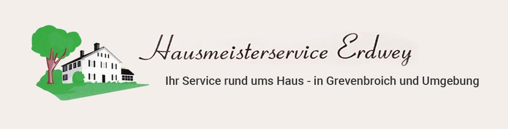 Hausmeisterservice Franz Erdwey - Logo